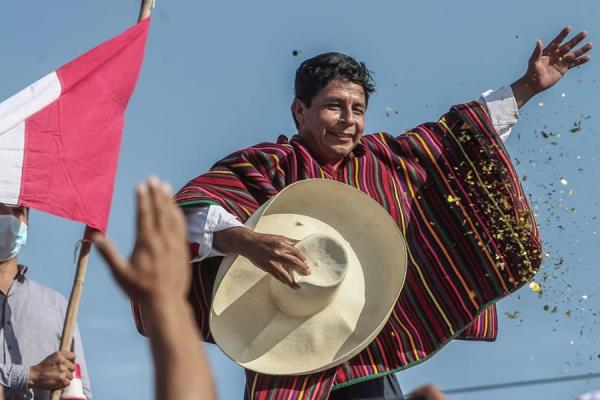 JNE proclamó a Pedro Castillo como el próximo presidente de la República