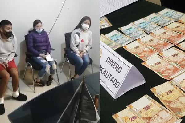 Desarticulan banda criminal dedicada a la trata de personas