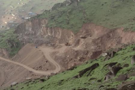MML denunciará a personas que estarían dañando zona de Lomas de Mangomarca