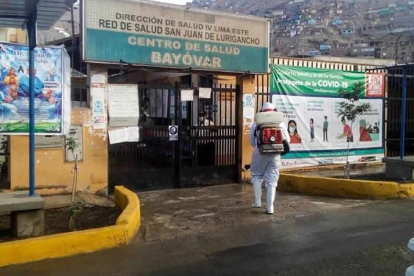 Denuncian que centro de salud Bayóvar solo cuenta con dos médicos