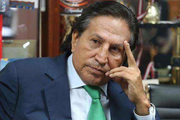 La justicia de EE.UU. resuelve que Alejandro Toledo puede ser extraditado a Perú