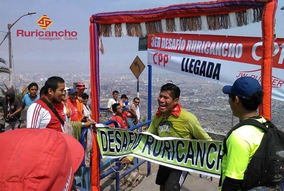 El destino final, la cumbre del cerro San Cristóba