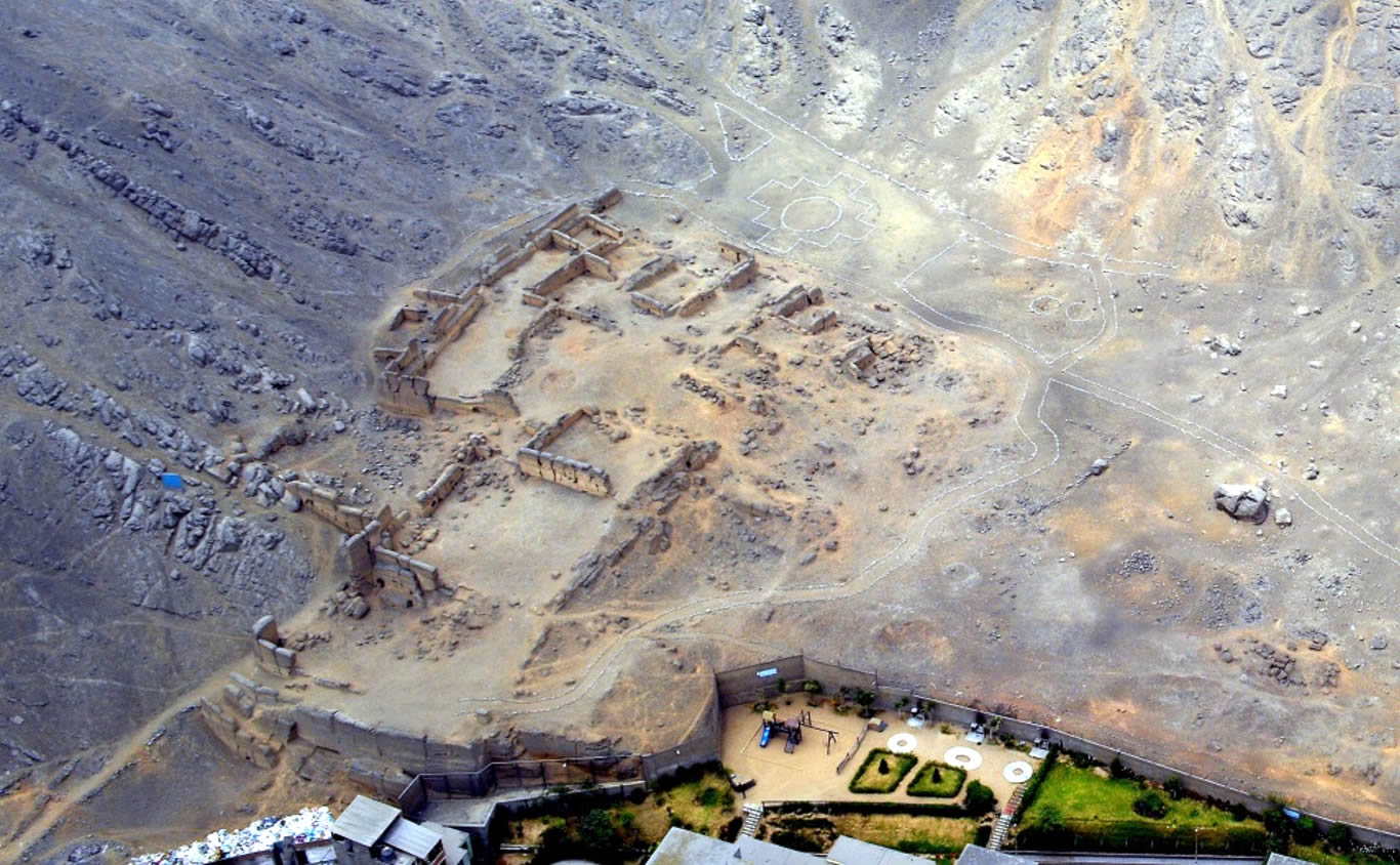 Sitio Arqueológico Fortaleza de Campoy
