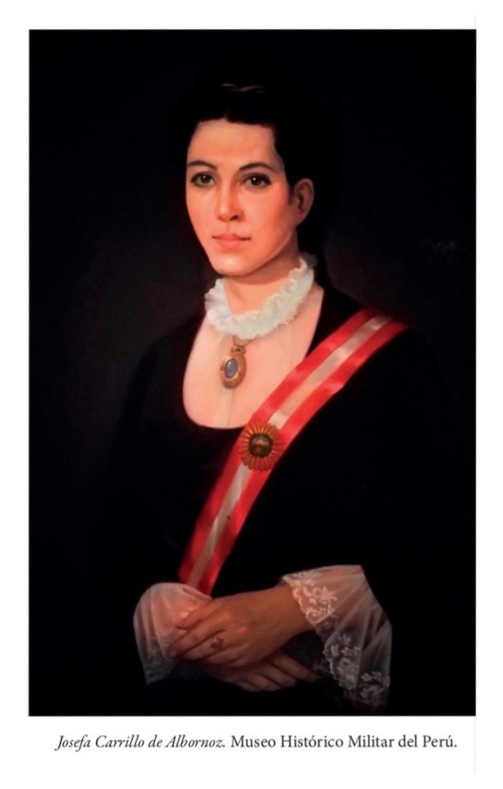Josefe Carrillo de Albornoz. Museo Histórico Militar